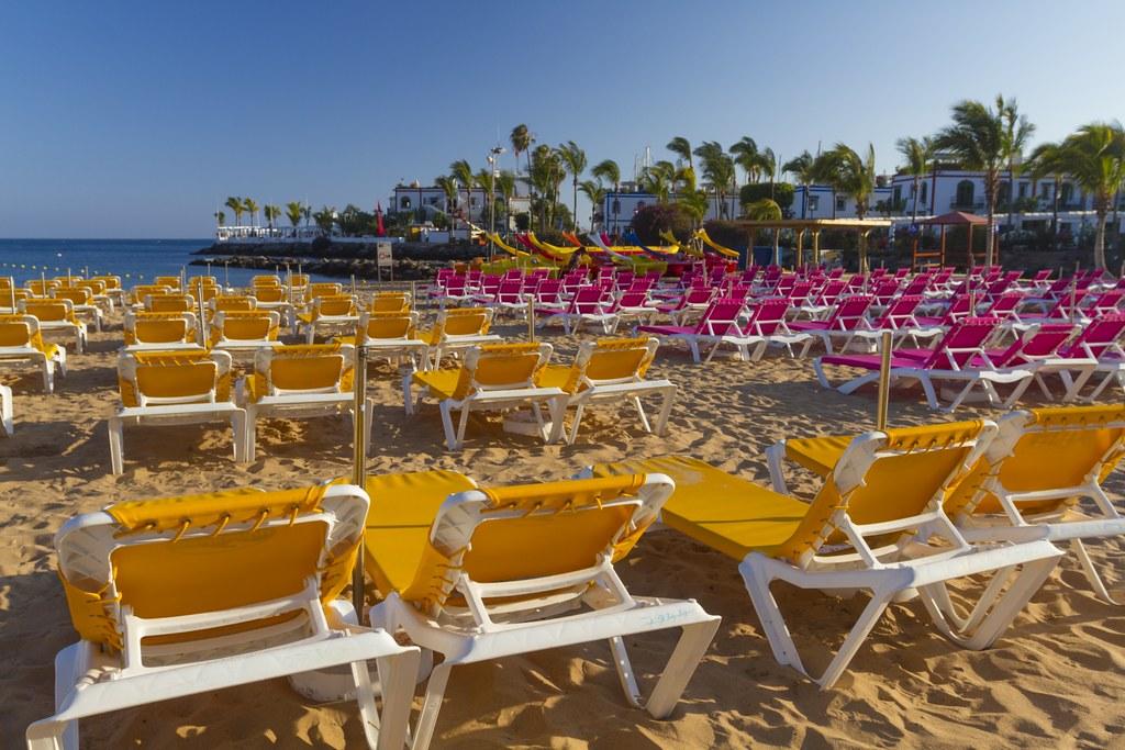 Mogán Beach / Playa de Mogán / Strand | Ramon Sanchez ...