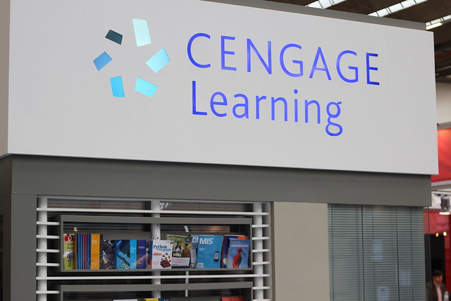 Cengage Learning - Frankfurt Buchmesse 2014