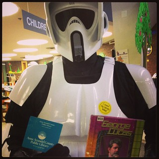 Thank you to the 501st Legion Old Line Garrison for making #starwarsreads day a huge success! | by orangerful