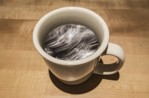 clouds in my coffee | by Robert Couse-Baker