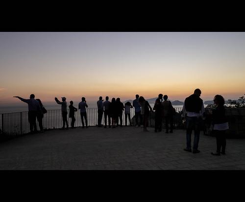 street urban italy sunrise italia campania panasonic napoli naples tramonti napoles italie partenope posillipo neapol urbanexplorer streeting gx1 micro43 microfourthirds microquattroterzi