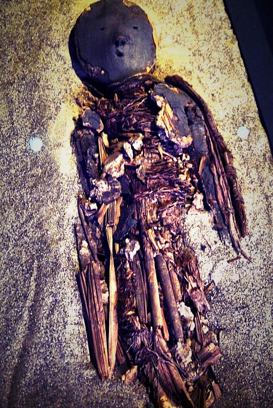 Chinchorro momia III