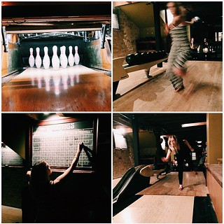 1st annual #dpm2014 bowling tournament #vscocam