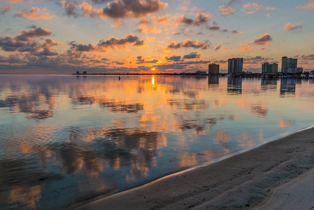 Pensacola Beach Sunris...