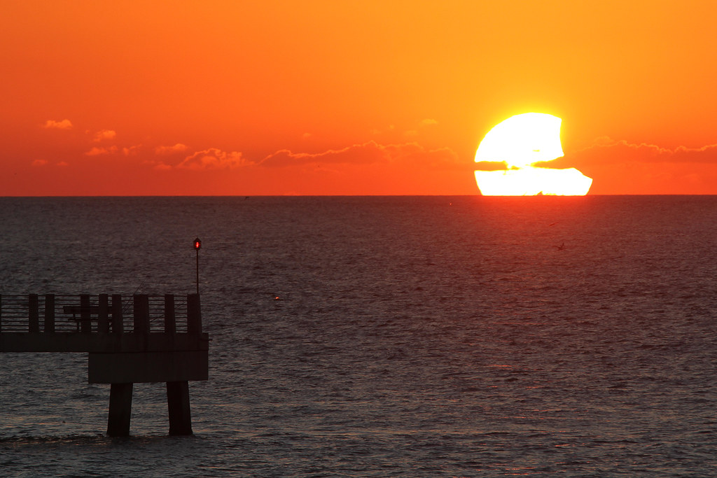 Fort DeSoto Park 2014/10/23 — Partial Solar Eclipse