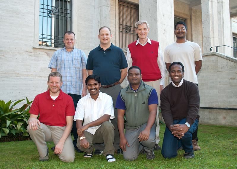 US Province Seminarians 2014