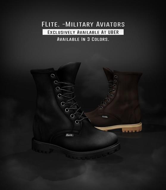 FLite.-Military Aviators
