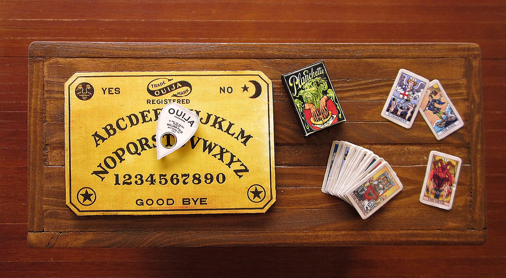 image about Printable Ouija Board identify Ouija Board printable minis I was heading in the direction of do this a person for