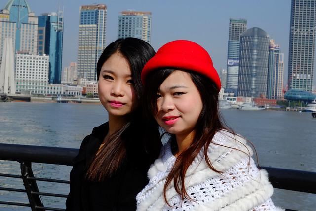 Wàitān  外灘 The Bund - Shanghai