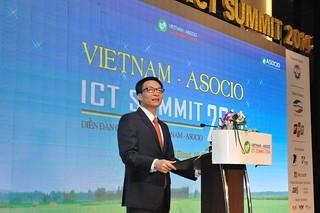 Phát biểu của Phó thủ tướng Võ Đức Đam | by Vietnam - Asocio Summit 2014