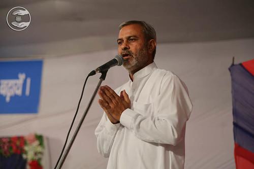 Maha Singh, Khanpur expresses his views