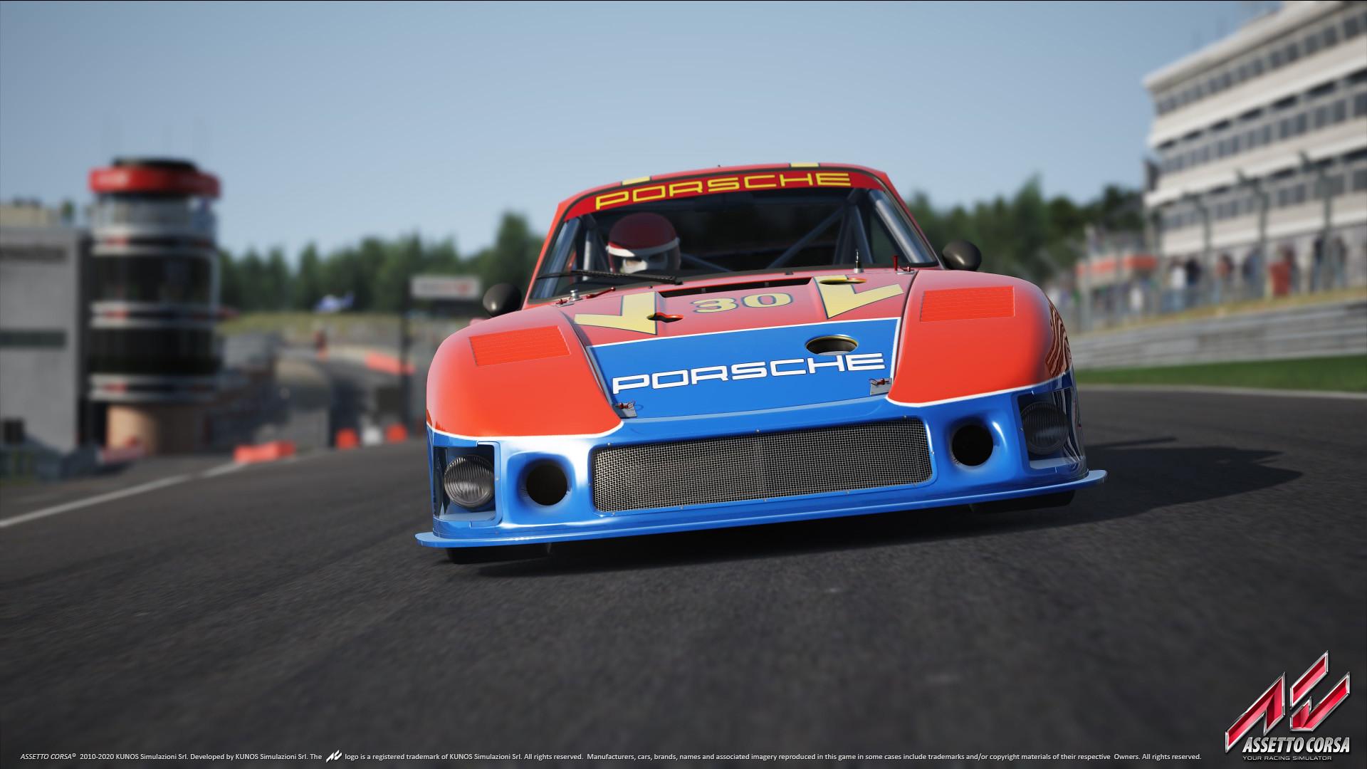 Porsche DLC 3