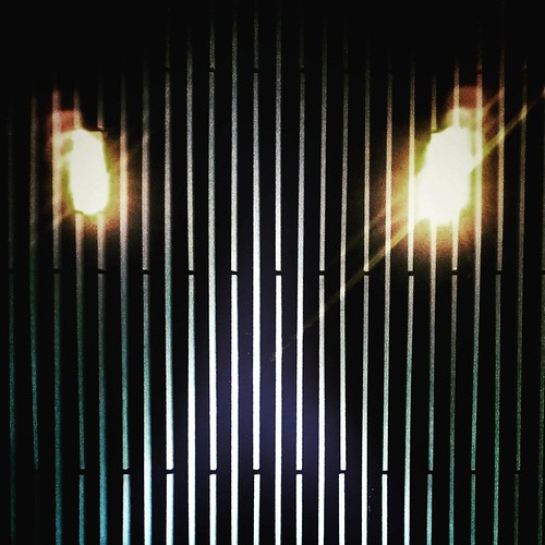 Lines, lights (with a scary look on the face)   #lines #light #Black #abstract #abstraction #abstractart #minimalism #minimalmood #minimal #minimalist #geometry #geometric #geometria #modern #contrast #scary #halloween #igers #igersitalia #photooftheday # | by Mario De Carli