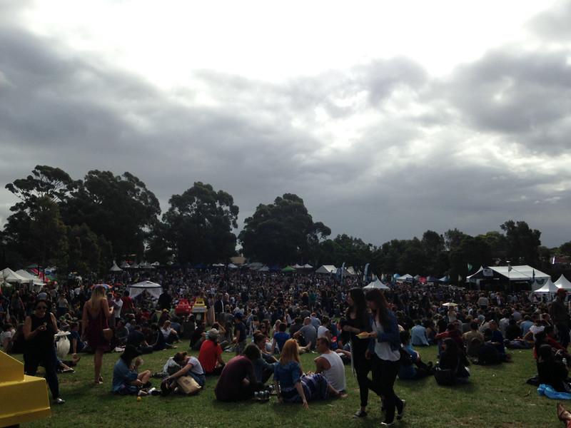 Jugan, Ashleigh - Newtown Festival