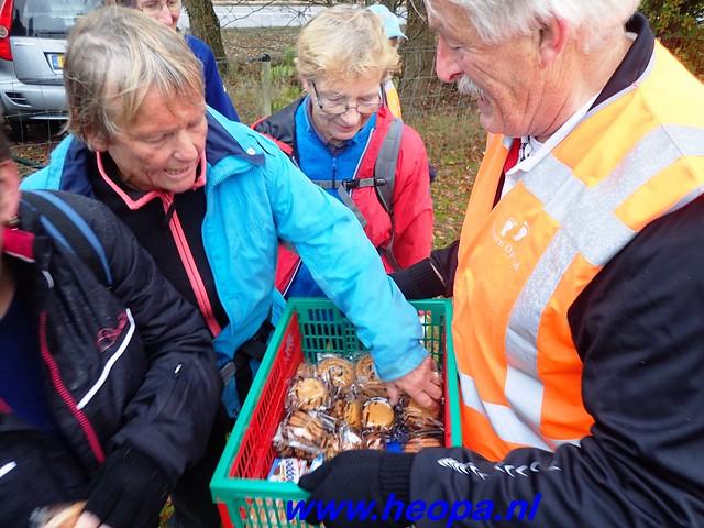2016-11-09  Gooimeer tocht   25 KM   (145)