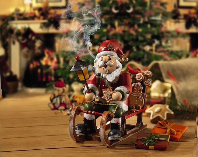 Juguete de Papá Noel (Alemania)
