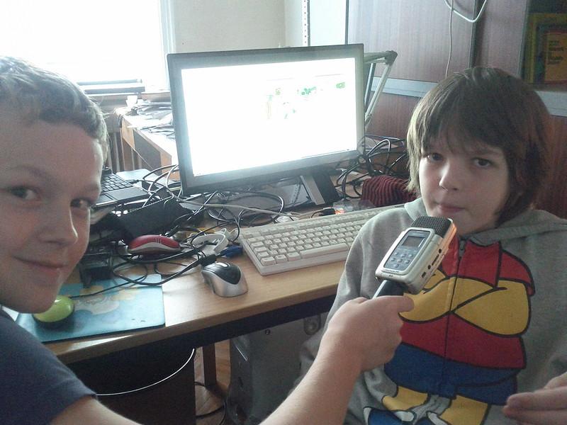 Kinder-Programmierkurs: Interview