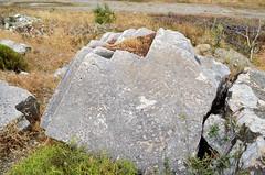 Roman quarry at Karagöl (Teos), Turkey (18)