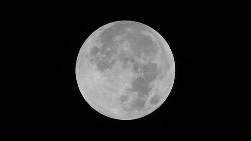 Lunar Eclipse Time-lapse