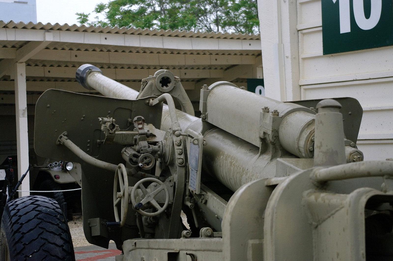 130mm M46 Field Gun (12)