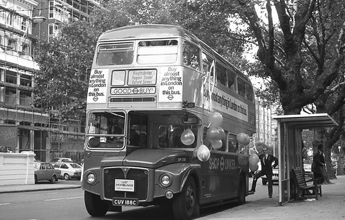 London Transport CUV188C September 1979 | by 500CLT
