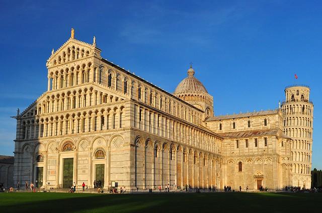 (Explored) Piazza dei Miracoli, Pisa, Tuscany, Italy 265