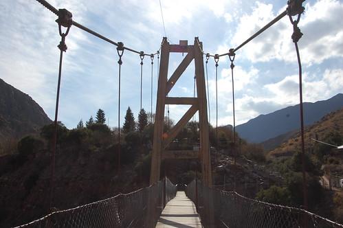 Views from Cacheuta, Mendoza, Argentina   by blueskylimit
