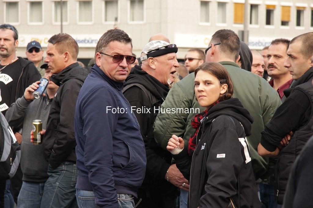 Hooligans Gegen Salafisten Köln