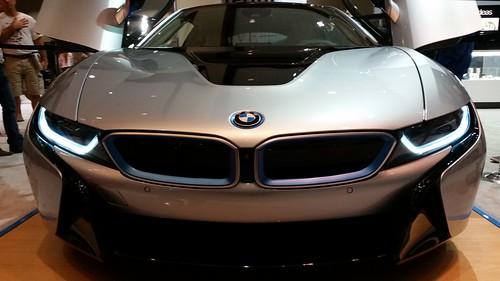 2014 BMW i8 Photo