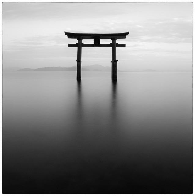 Lake Biwa #8 Shirahige Shrine