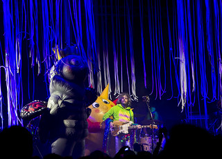 Flaming Lips @ Vodafone Hall | by breakbeat