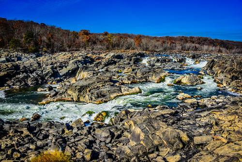 potomac maryland unitedstates us great falls river co canal national park md water wasser greatfalls parc chesapeake ohio chesapeakeandohiocanal rocks cliffs