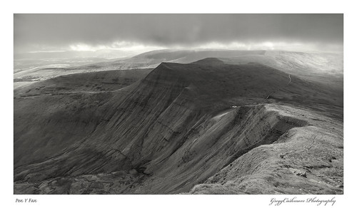 mountain view sigma canon photography greggsphotography photo landscape monochrome mono blackandwhite contrast wales welsh vista wideangle grass