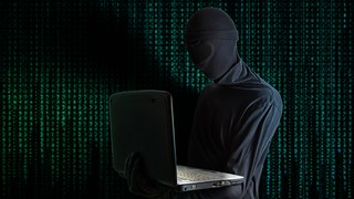 Hacker stealing information | by cafecredit