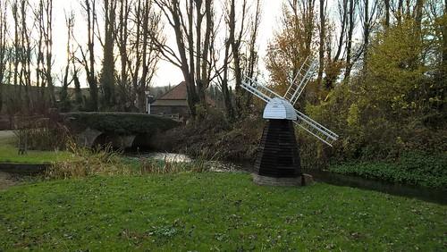 Windmill by the Hop Shop Castle Farm, Kent