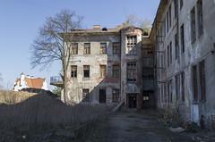Abandoned Jewish Hospital Bikur Cholim, 05.04.2014.