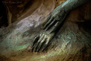 A touch of verdigris