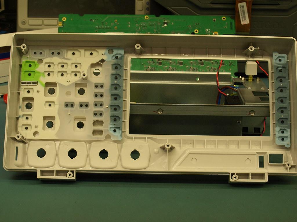 Rigol DS1054Z Oscilloscope Teardown PCB | Rigol DS1054Z Osci