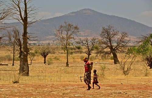 Visit to villages outside of Dodoma, Tanzania   by CGIAR Climate