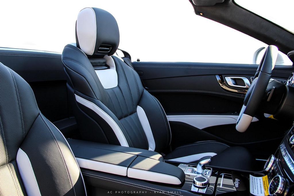 The 2015 Mercedes Benz Sl550 White Arrow Edition Photo Ta Flickr