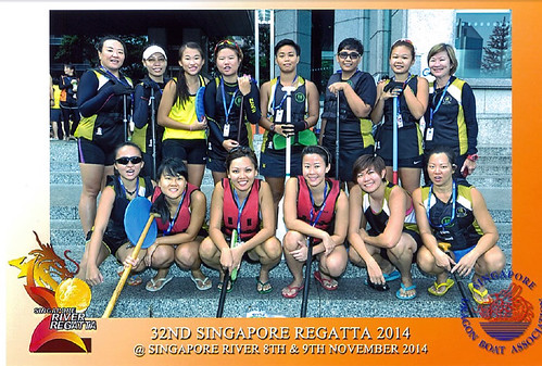 Singapore River Regatta 2014 | by teampals