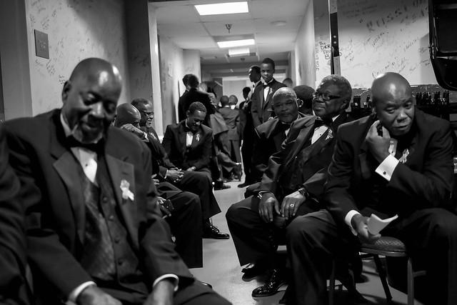 100 Men In Black Intermission