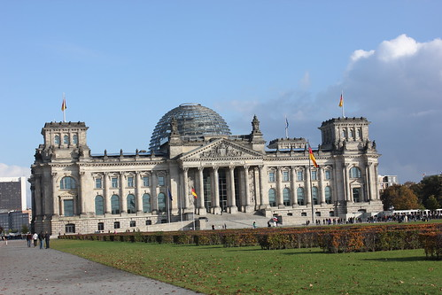German Parliament Building | by NH53