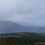 Lee Ridge with Rainbow
