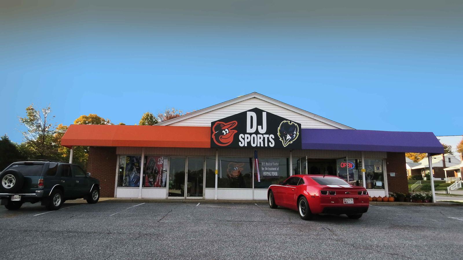 Sports Bar Awning Baltimore