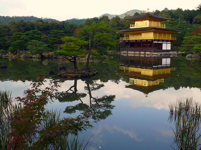 El Pabellón de Oro (Kyoto)