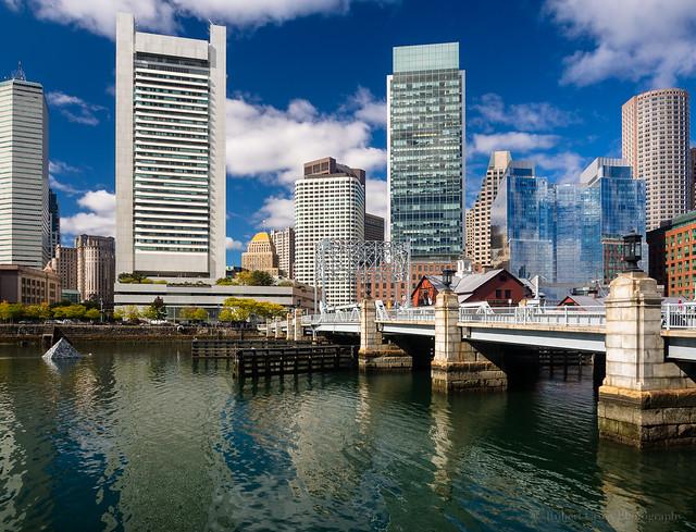 Boston – Impressions and Symmetry
