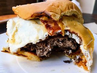 Breakfast Burger at @WheelhouseBos | by Hybernaut