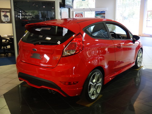 2014 Ford Fiesta ST Photo