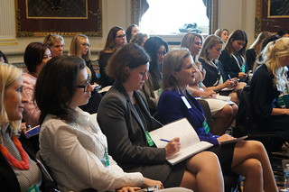 Women in Business at the White House | by businessforward
